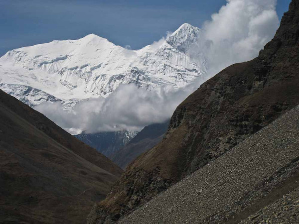 Day 9: Letdar to High Camp