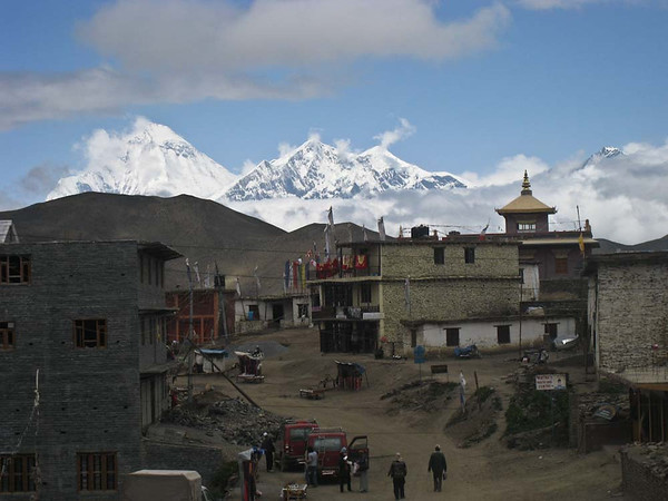 Day 10: View of Muktinath
