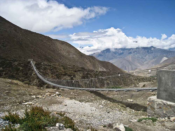 Day 10: Descending from the Thorung Pass